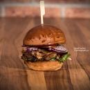 Produktové focení Burger