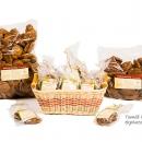 Medové placičky - produkty fotografie
