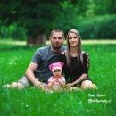 Dagmar s rodinou - TKphotography.cz