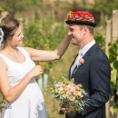Svatební den Klára & Tom