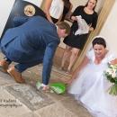 Svatební den Markéty & Honzy